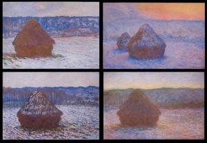 Haystacks