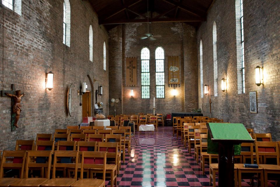 St Andrews Nave