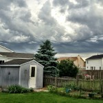 Storm Over The Subdivision