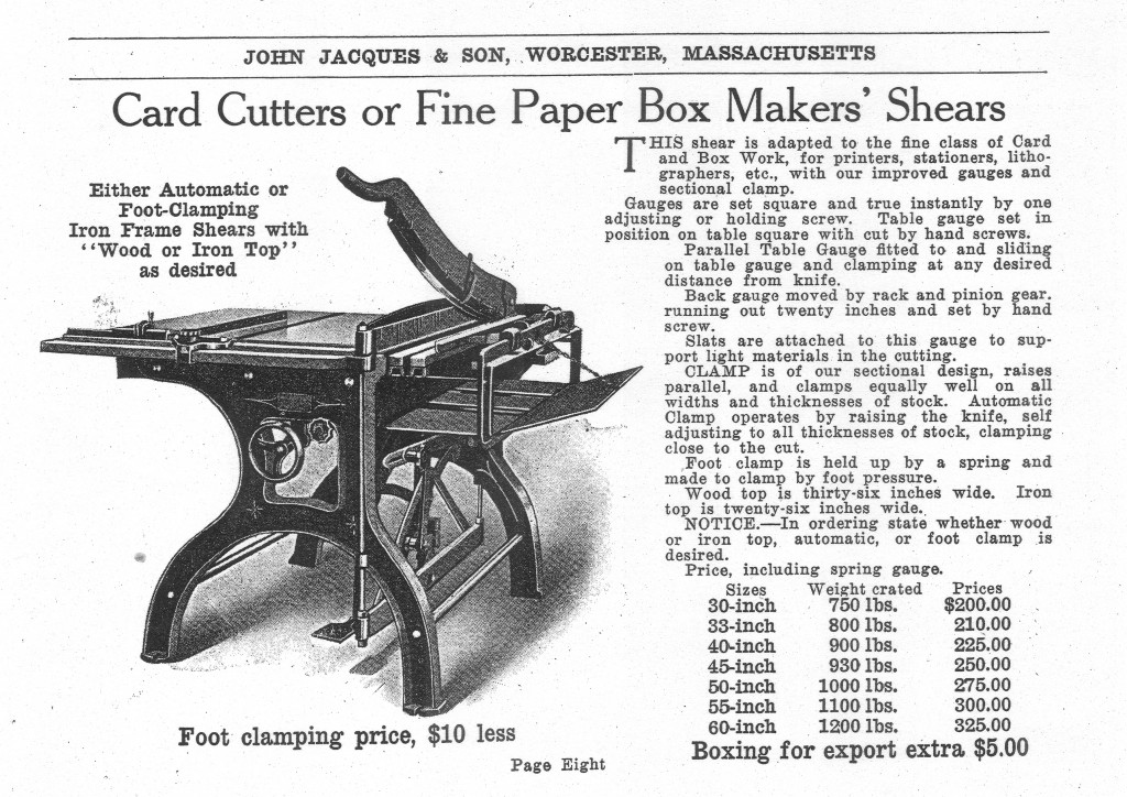 Paper-Box-Maker-Shear