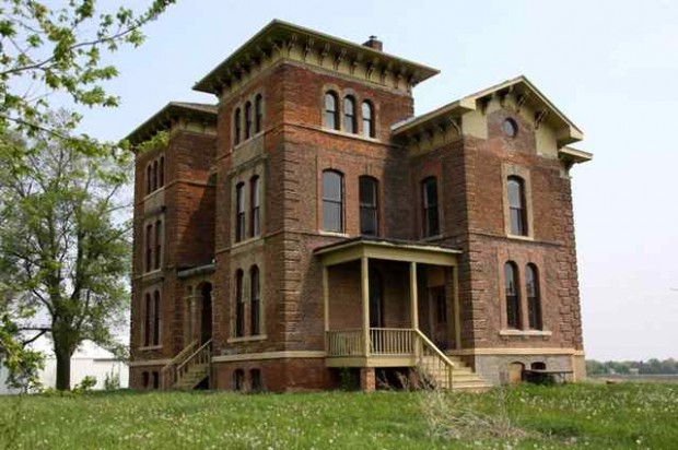 Towanda Mansion