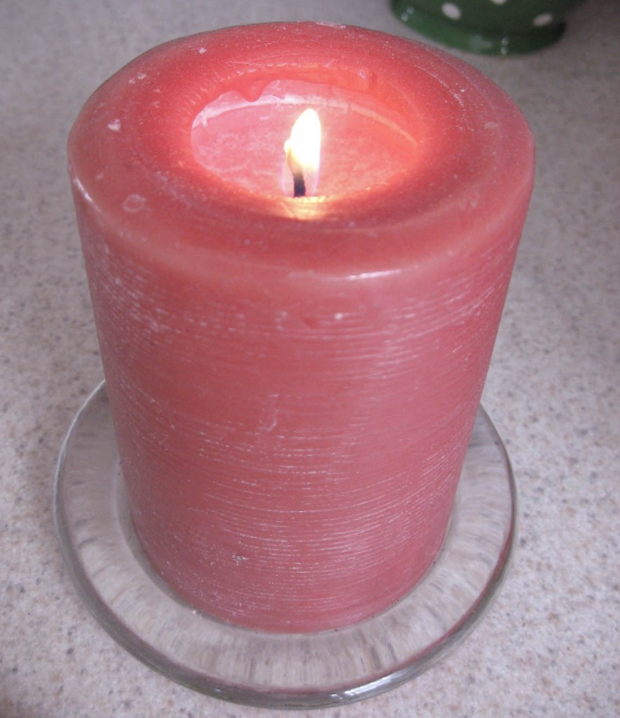 pinkCandle