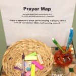 A Prayer Map